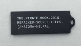 Logo: The Pirate Book at transmediale 2016