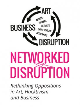 Logo: Networked Disruption: Exhibition and Seminar